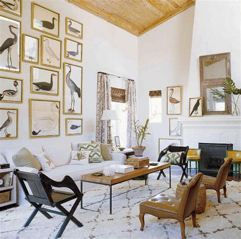 Anthropologie Living Room Style by Diy Beni Ouarain Moroccan Rug Preciously Me