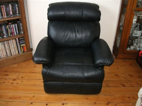 lazy boy leather soft leather lazy boy chair for sale in swords dublin from rory5693