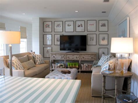 beach living rooms ideas tour of coastal living s ultimate beach house part 2