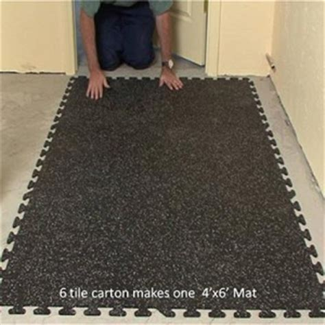 rubber floor tiles basement rubber floor tiles
