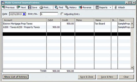 How To Record Sale Of Property In Quickbooks Q A Escrow Account For Mortgages Property Management In Quickbooks