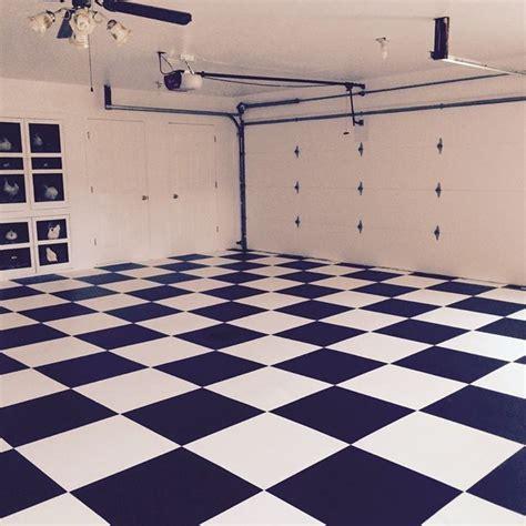 17 best images about garage on floor stencil