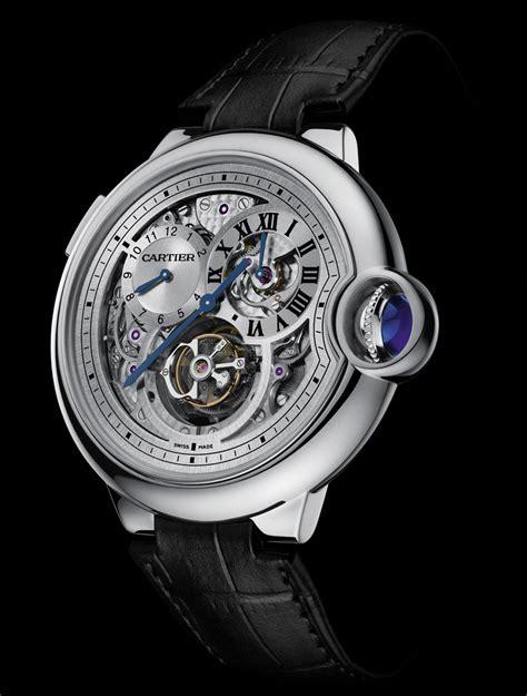 Cartier Revo Black Gold sneak preview cartier watches sihh 2013 revolution