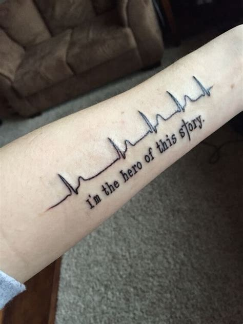 heart monitor tattoo heartbeat tattoos for tattoos for