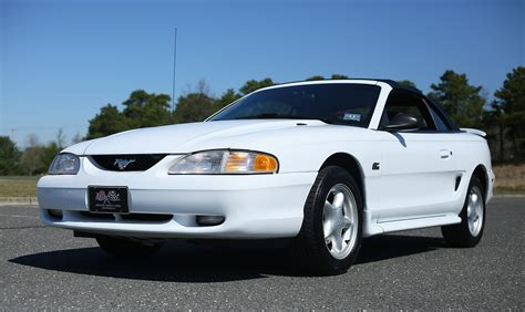 1995 ford mustang gt convertible 2 door ebay