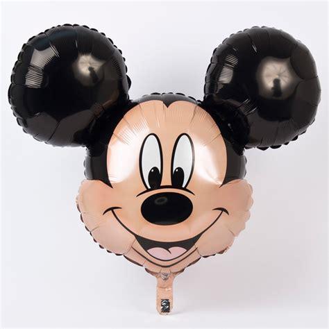 Balon Foil Disney Mickeymouse disney shape foil helium balloon mickey mouse gettingpersonal co uk