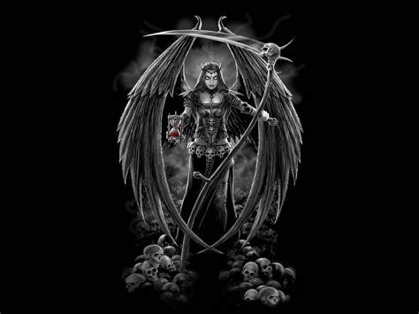 la muerte viene de las muchas caras de la muerte