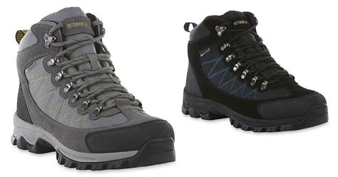 mens outdoor boots sears 14 99 outdoor s hiking boots more 60