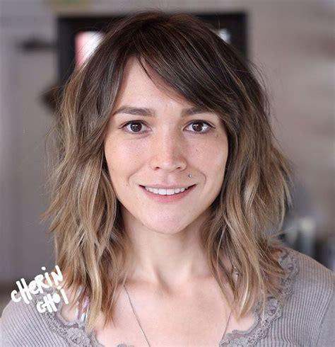 15 best of medium shaggy 10 best shag hair cuts images on hair dos