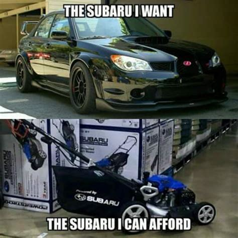The Best Subaru Memes Memedroid