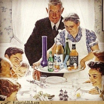 norman rockwell dinner table norman rockwell thanksgiving drugs historic lols