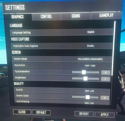pubg xbox pubg players on xbox one uncover a graphics menu with