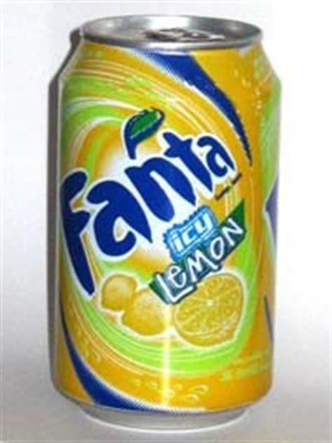 Detoxing From Soda Pop by Fanta Lemon Caffeinated