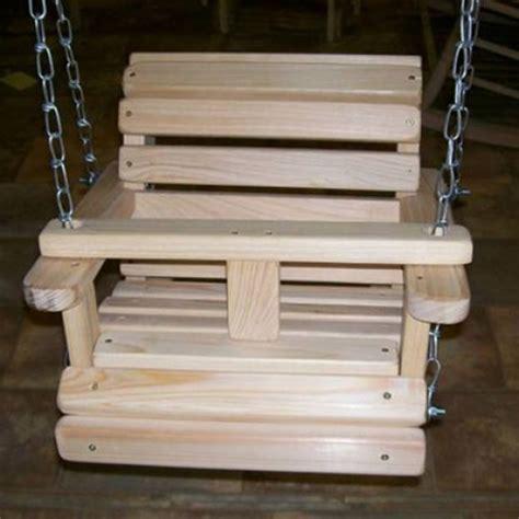 wooden child swing la swings wooden outdoor baby swing