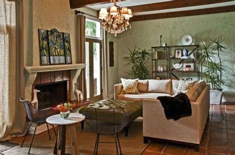 Emilyhenderson Eclectic Living Room Rustic Modern Home Design
