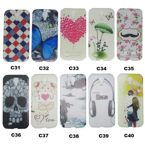 Painting Phone Plastic For Samsung Galaxy S4 9 Painting Phone Plastic For Samsung Galaxy S4 C33