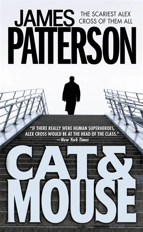 james patterson books james patterson cat and mouse