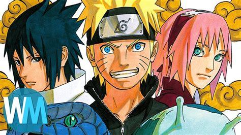 popular mangas top 10 best series
