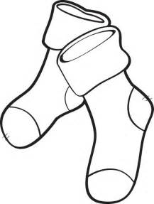 sock coloring page search results for sock printable calendar 2015