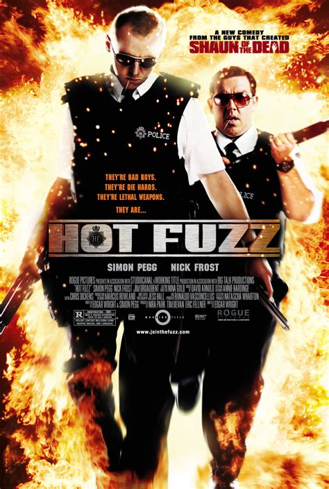 Film Hot Fuzz   every film mentioned by edgar wright and quentin tarantino