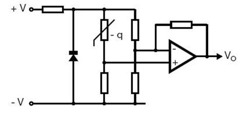 ntc thermistor bridge circuit ntc thermistors temperature sensor controller selection reference amwei thermistor