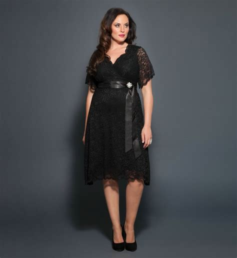 plus size dresses how to look better in plus size dresses with sleeves