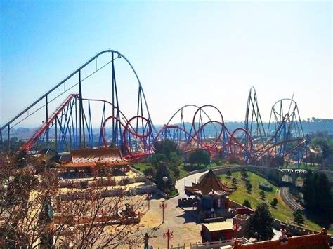 theme park spain shambhala portaventura spain climbs 249 ft chain lift
