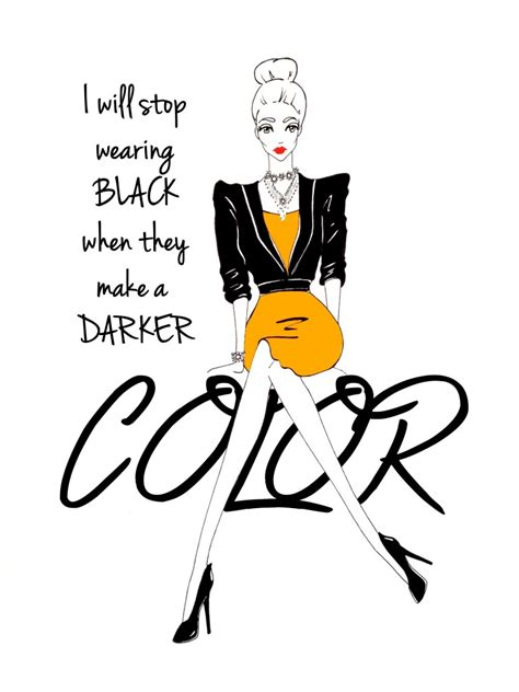 fashion illustration quotes illustration