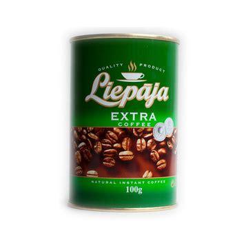 Instan Lathiva instant coffee liepaja extra