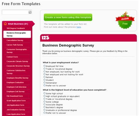 Web Form Templates 123formbuilder Web Forms Surveys Builder Form Website Template