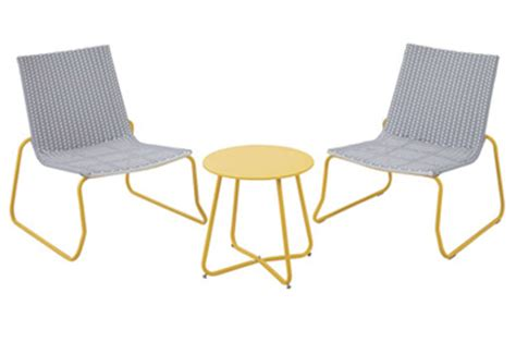 Asda Bistro Table Garden Looks Choose Your Style And Style L George