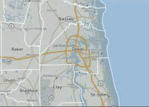 jacksonville florida county map how do i choose a community condos for sale jacksonville fl
