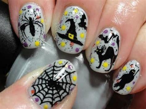 imagenes uñas decoradas para halloween hqdefault jpg