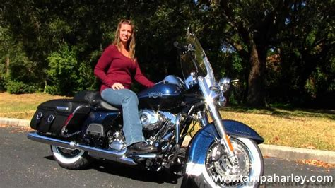 new 2013 harley davidson road king classic flhrc