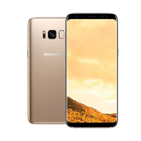 Harga Lcd Samsung A8 Gold jual ocbc smart deals samsung galaxy s8 plus smartphone