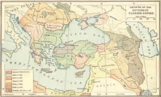 Ottoman Maps Ottoman Empire Growth Map 1355 1683 Student Handouts