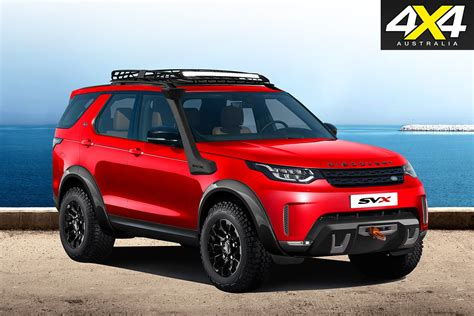 new land rover discovery 2018 land rover discovery svx new car release date and