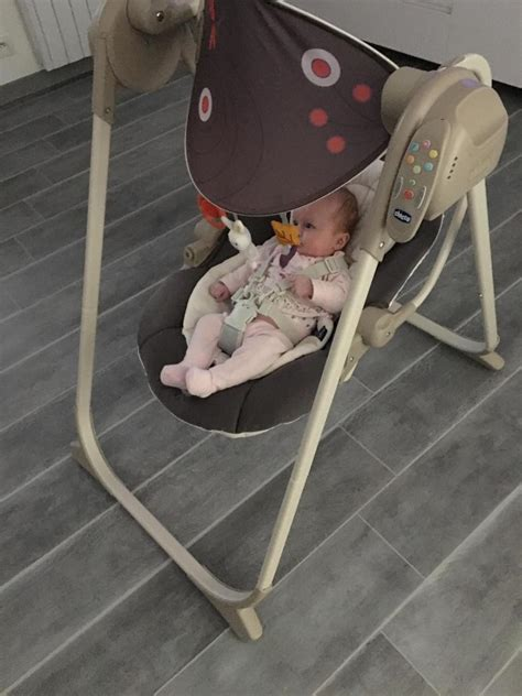 polly swing up chicco balancelle polly swing up chicco avis page 3