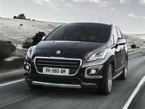 Peugeot 3008 Photos Peugeot Cars News 2014 3008 3008 Hybrid4
