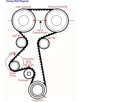 holden viva timing belt diagram i a 2004 holden astra model ah04a sedan can you help
