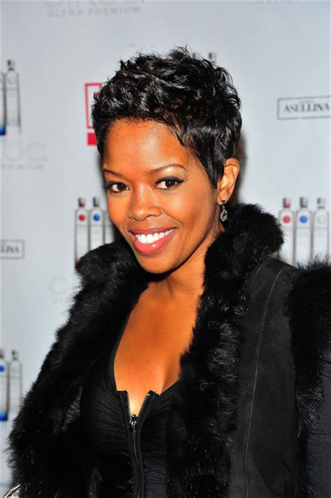 Malinda Williams Hairstyles by Malinda Williams Black Hair Styles Pictures