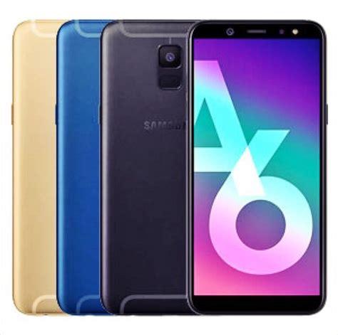 Harga Laptop Samsung A6 samsung galaxy a6 smartphone mumpuni harga terjangkau