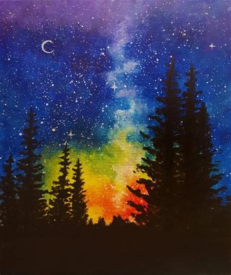 paint nite kitchener 25 best ideas about silhouette painting on