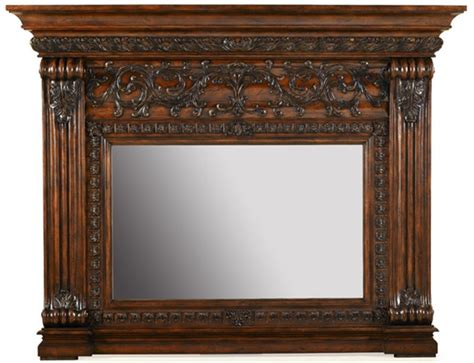 Mirrors Fireplace Mantels by 83 Quot Casa Mantel Mirror
