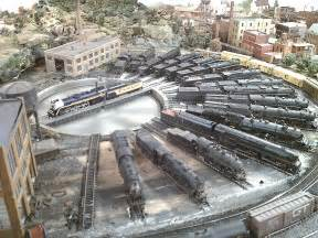 ho model trains images pictures carlson family ho layout model railroader magazine
