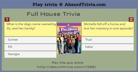 house music quiz full house trivia