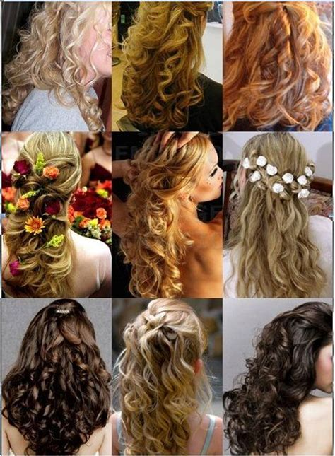 formal hairstyles with flowers half updos formal hair styles pinterest flower