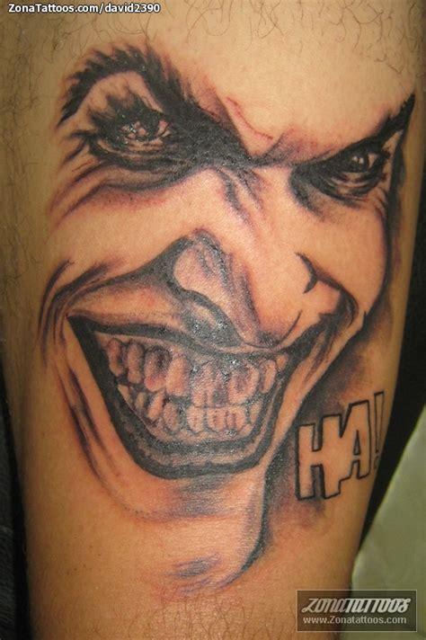 imagenes de joker tatuajes tatuajes de jokers imagui