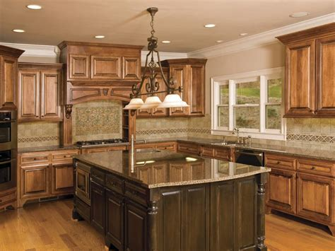 kitchen cabinet options the best backsplash ideas for black granite countertops