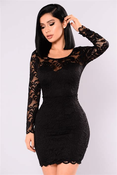 Dress Mini Dress Sabrina Dress Black Dress marnie lace dress black